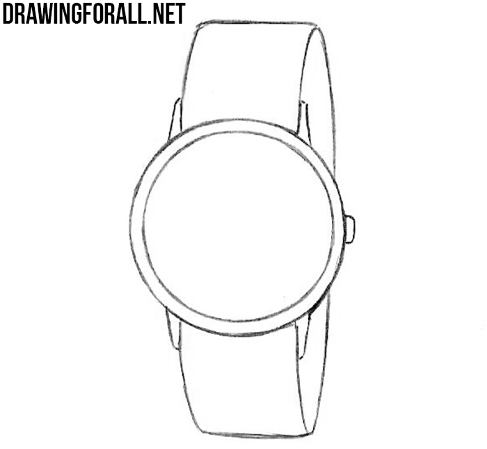 learn to draw watch