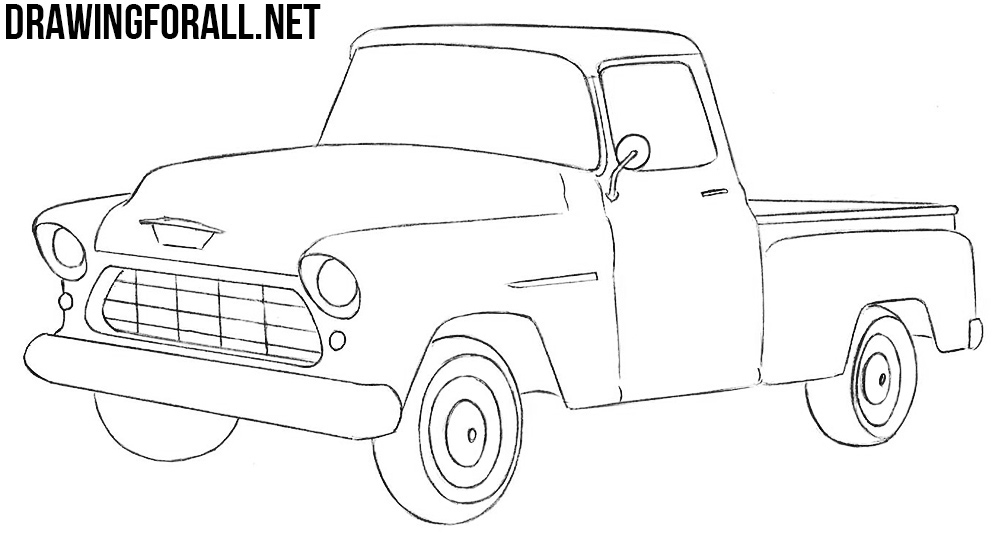 s10 truck coloring pages