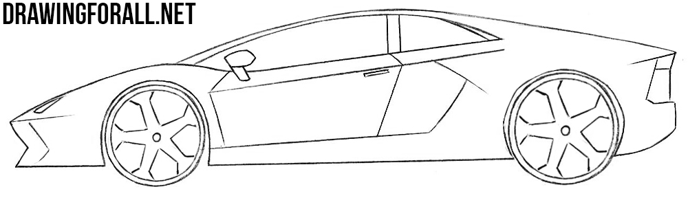 Easy To Draw Car