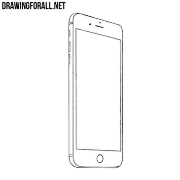 How to Draw a Smartphone