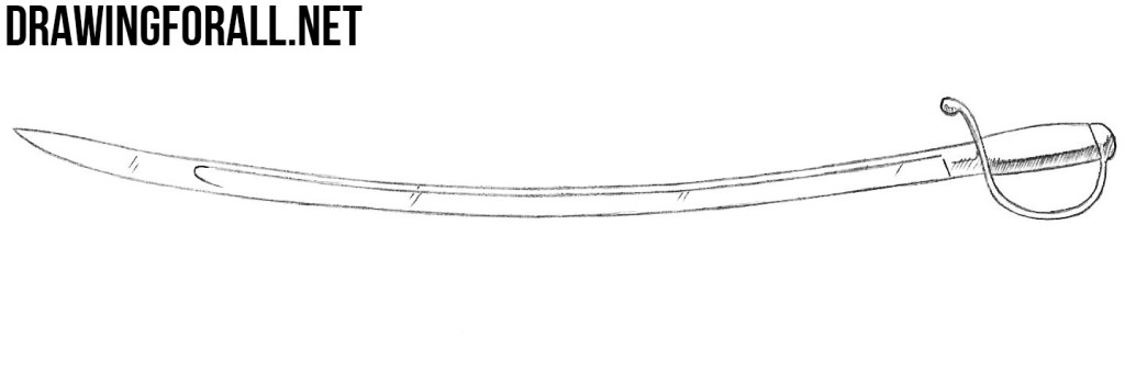 How to Draw a Sabre