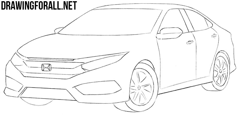 honda hatchback drawings free download  u2022 playapk co