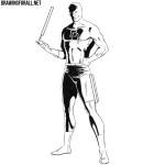 How to Draw Daredevil