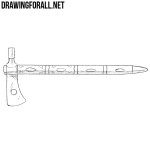 How to Draw a Tomahawk