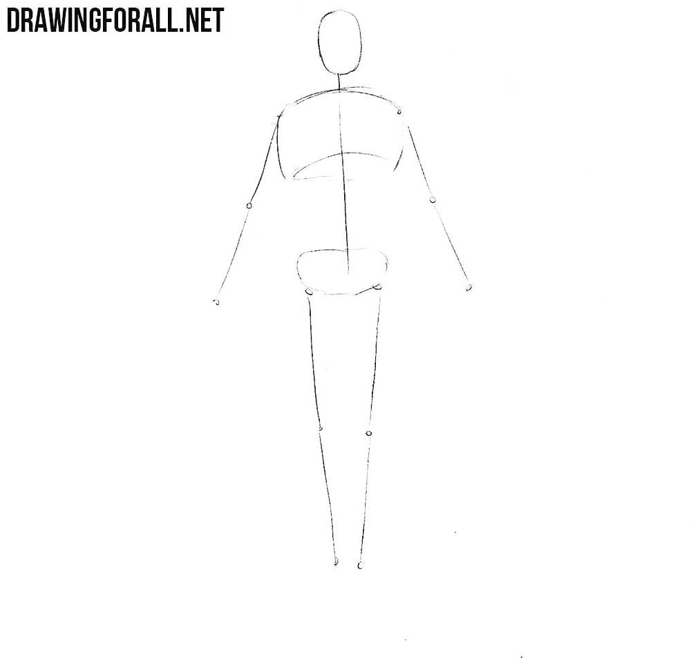how to draw dr manhattan