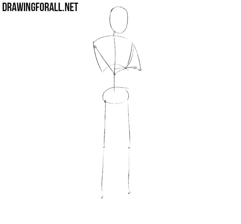 how to draw ozymandias