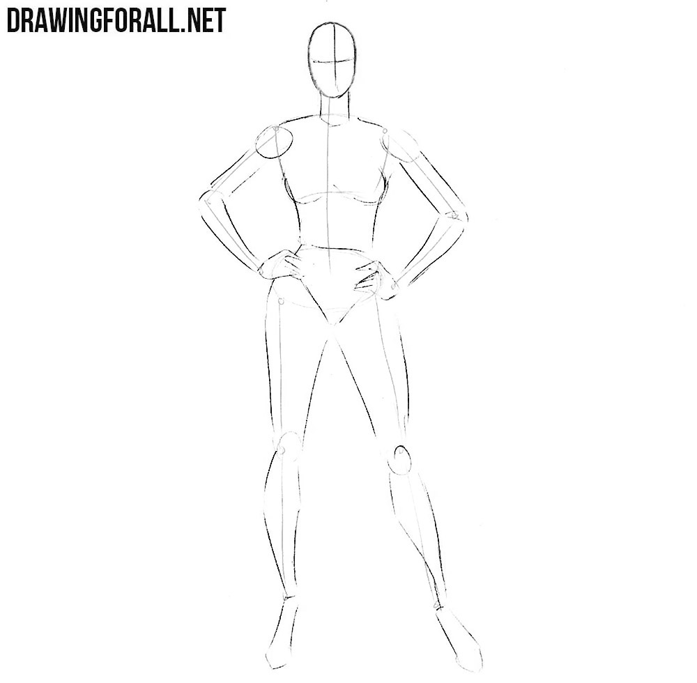 how to draw Psylocke from x men