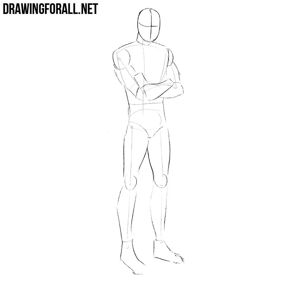 how to draw watchmen from dc