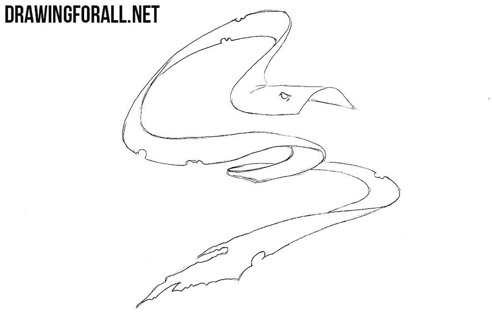 ittan-momen drawing