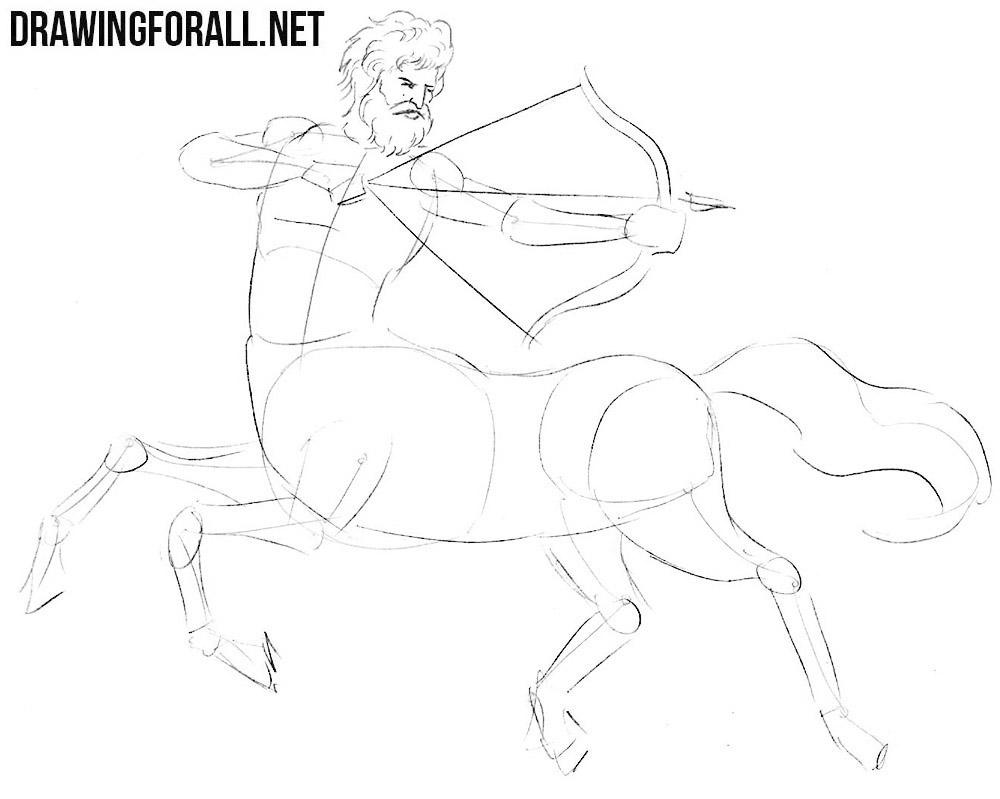 centaur horse