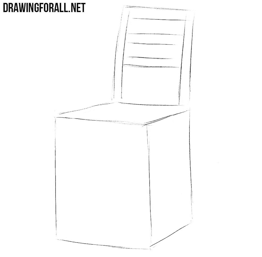 chair for drawing