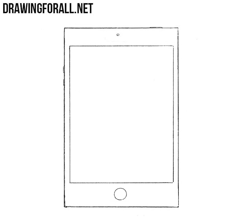 learn how to draw a tablet for beginners