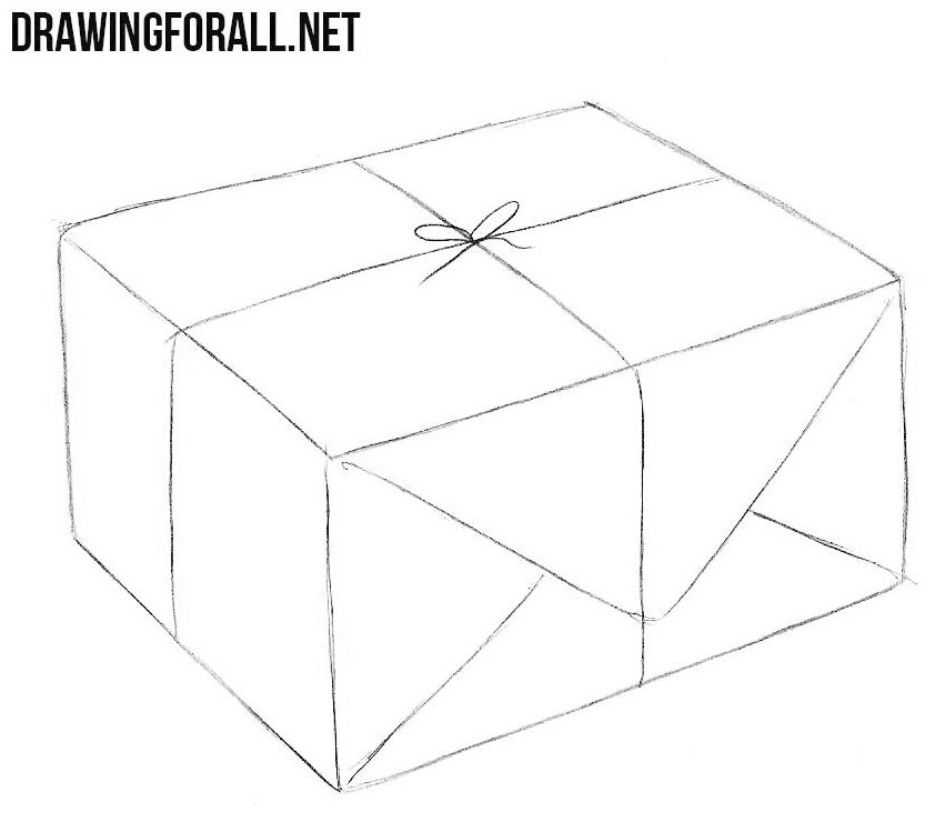 parcel drawing