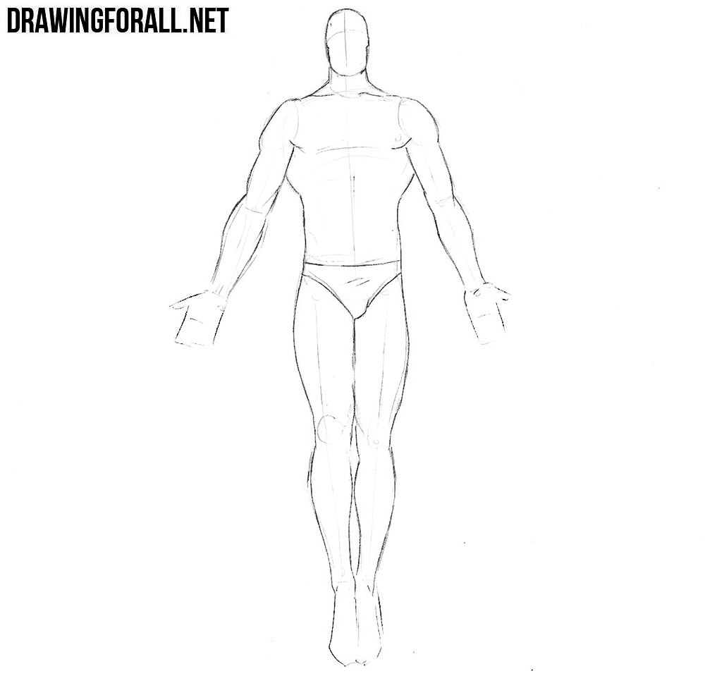 how to draw watchman