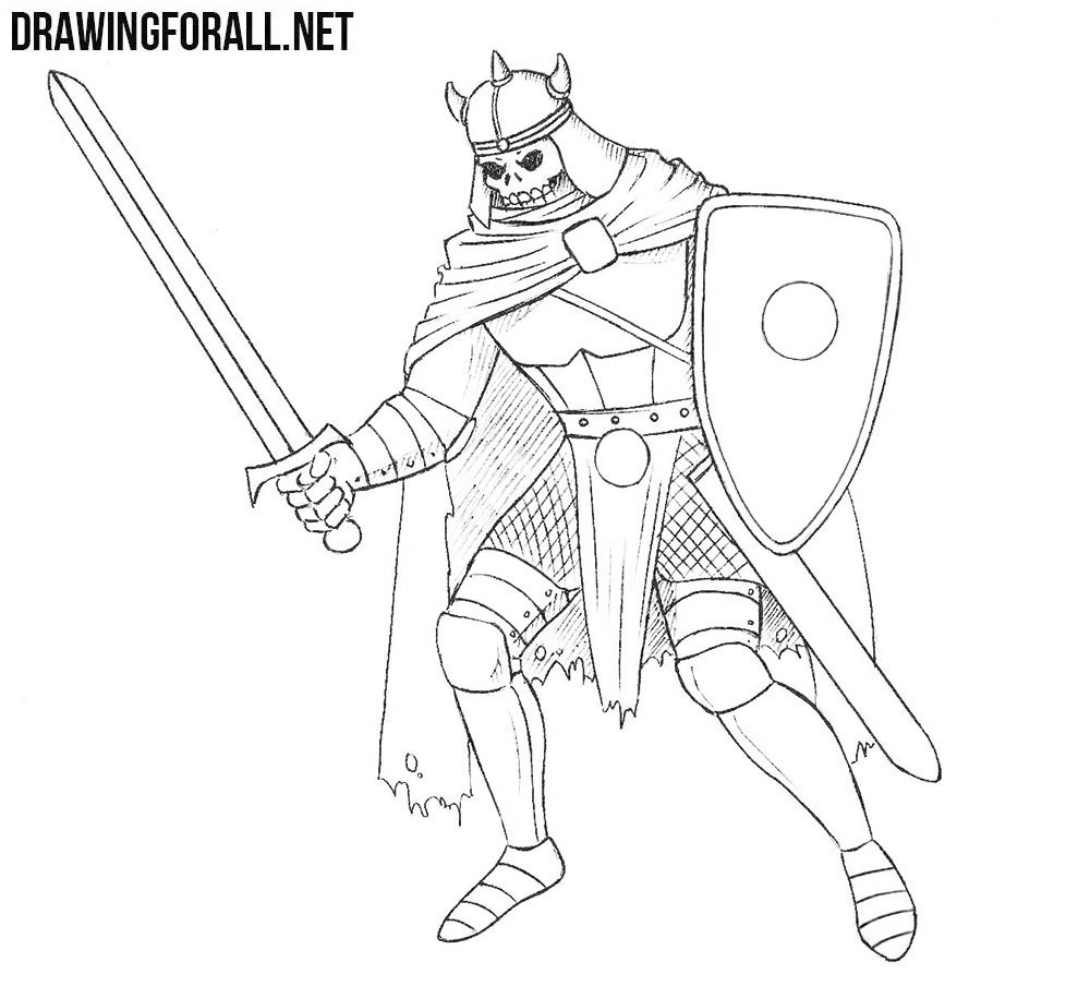 female knights sketches sketch coloring page