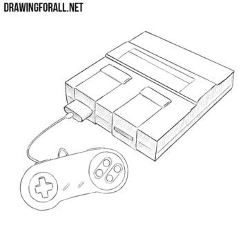 How to Draw a Super Nintendo