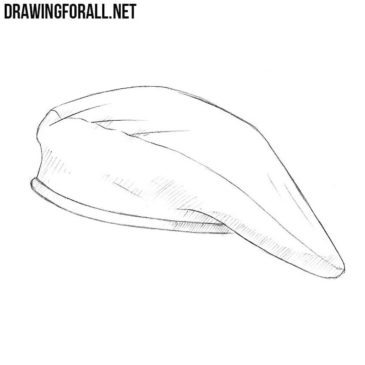 How to Draw a Beret