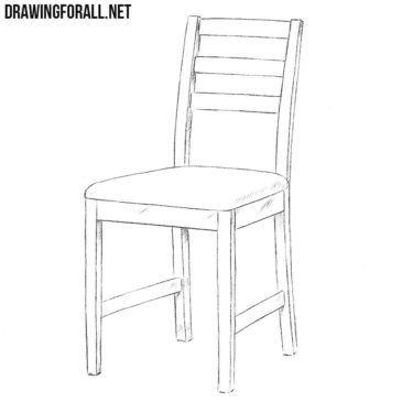 How to Draw a Chair