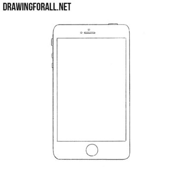 How to Draw a Phone for Beginners