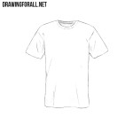 How to Draw a T-Shirt
