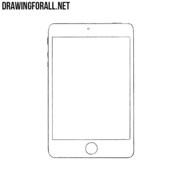 How to Draw a Tablet for Beginners