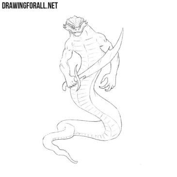 How to Draw a Yuan-Ti
