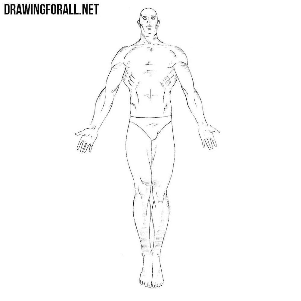 How to Draw Dr. Manhattan