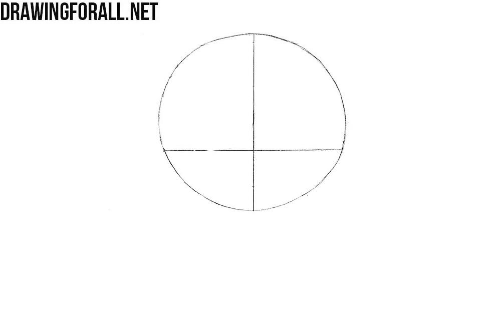 How to draw Kyle Broflovski