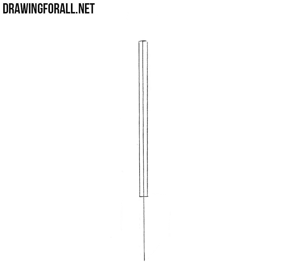 How to Draw a Shovel | DrawingForAll.net