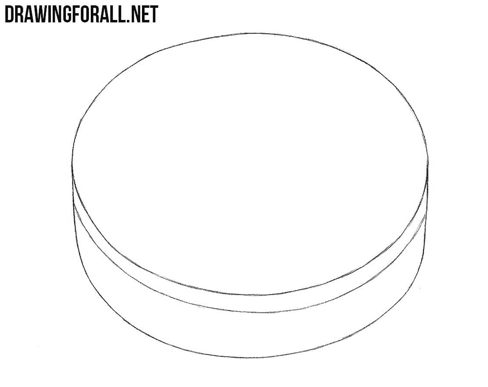 Learn how to draw a tambourine step by step