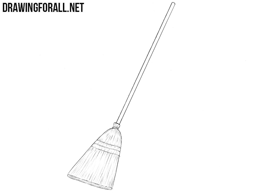 Broom drawing