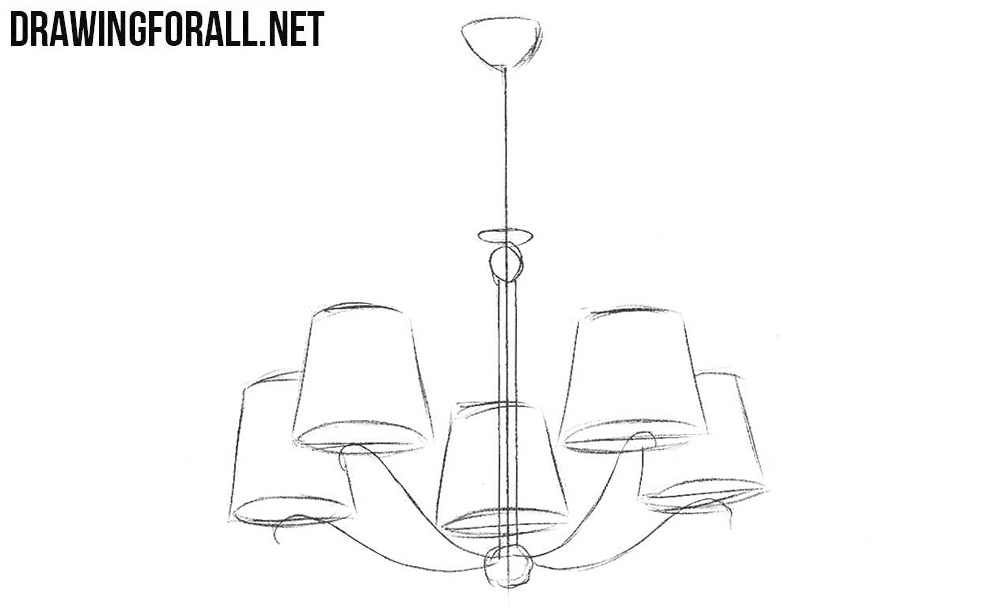 how to chandelier