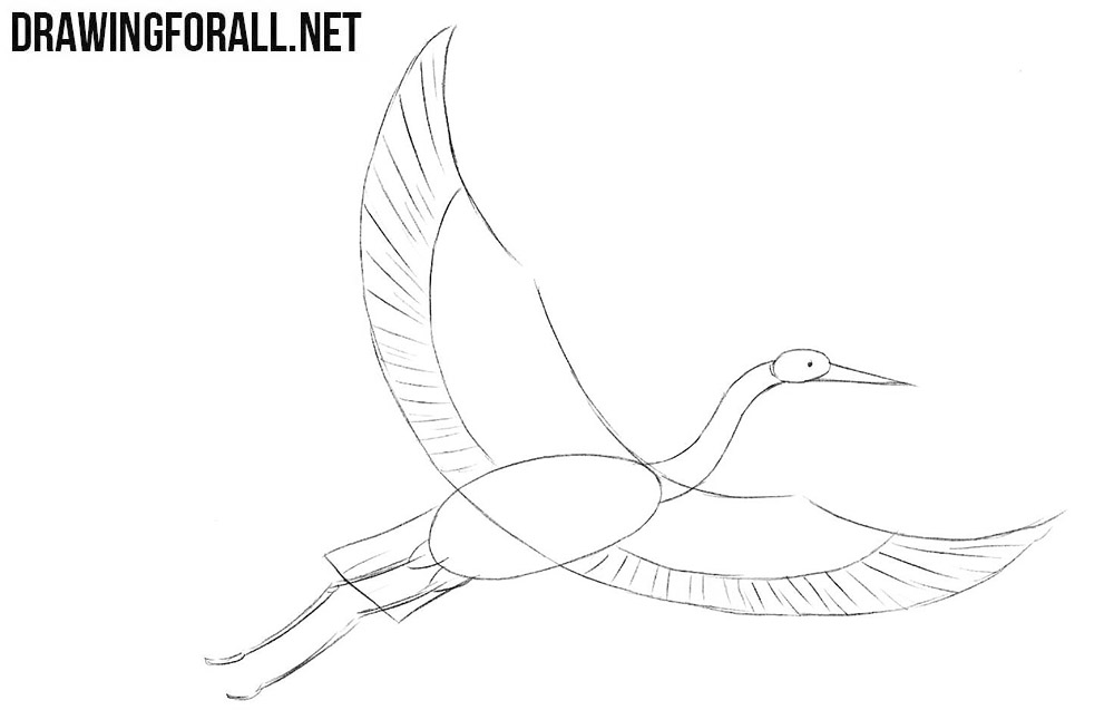 Learn how to draw a crane step by step