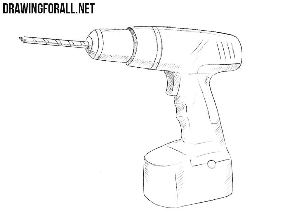 6 Drill drawing