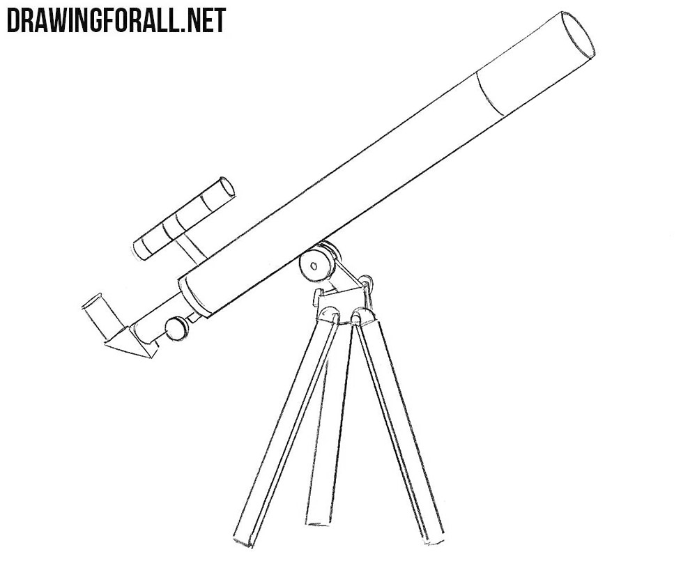 Telescope Sketch