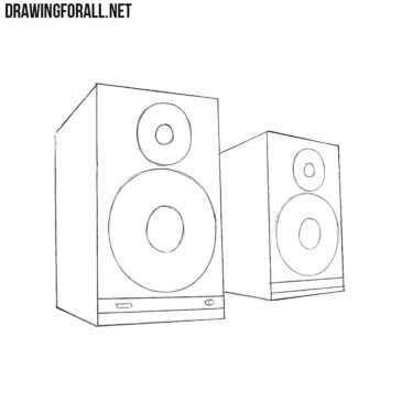How to Draw Speakers