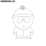 How to Draw Stan Marsh from South Park