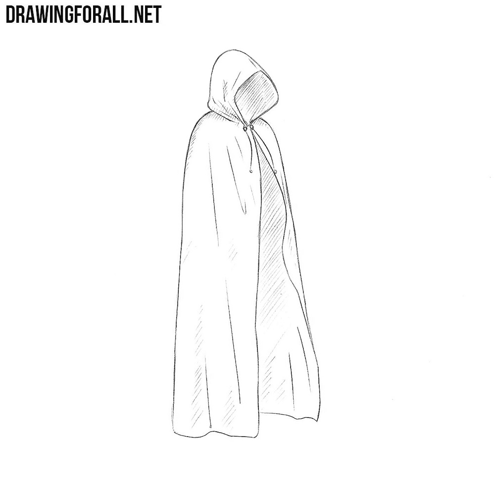 How to Draw a Cloak