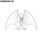 How to Draw a Gargoyle