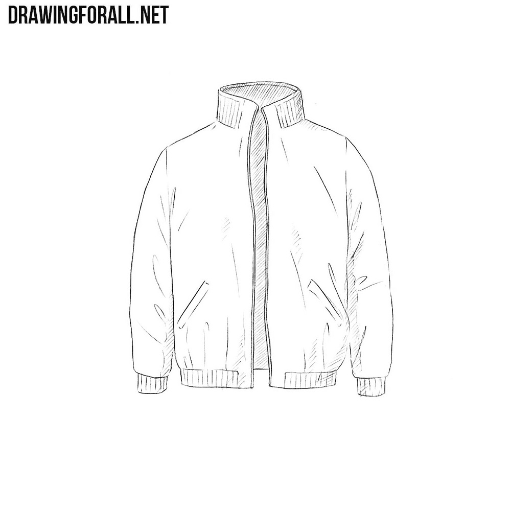 How to Draw a Jacket