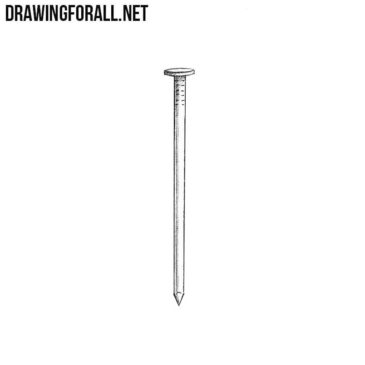 How to Draw a Nail
