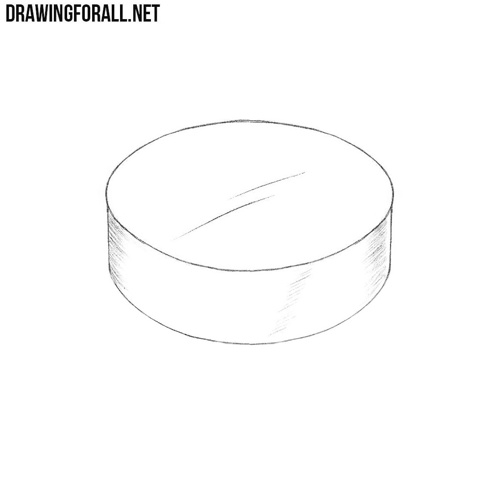 How to Draw a Puck