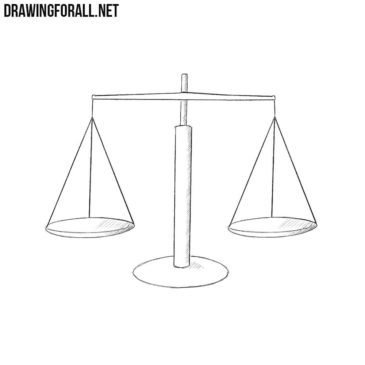 How to Draw Scales Easy