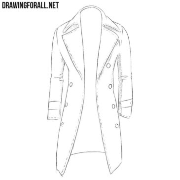 How to Draw a Coat