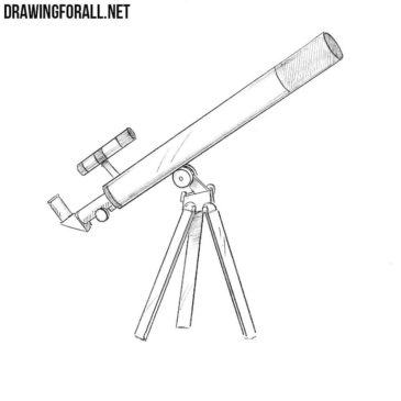 How to Draw a Telescope