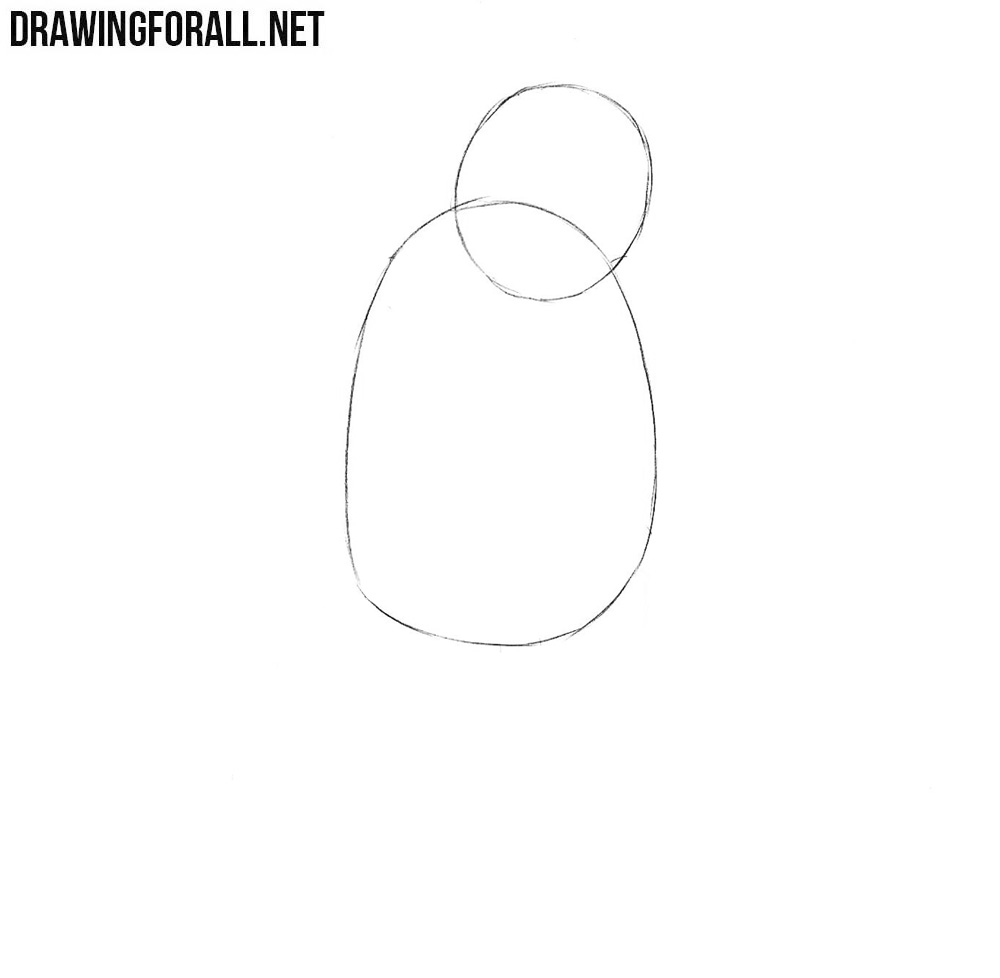 How to draw Hermes Conrad