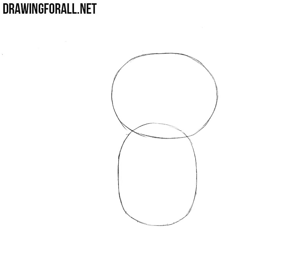 How to draw Lord Nibbler