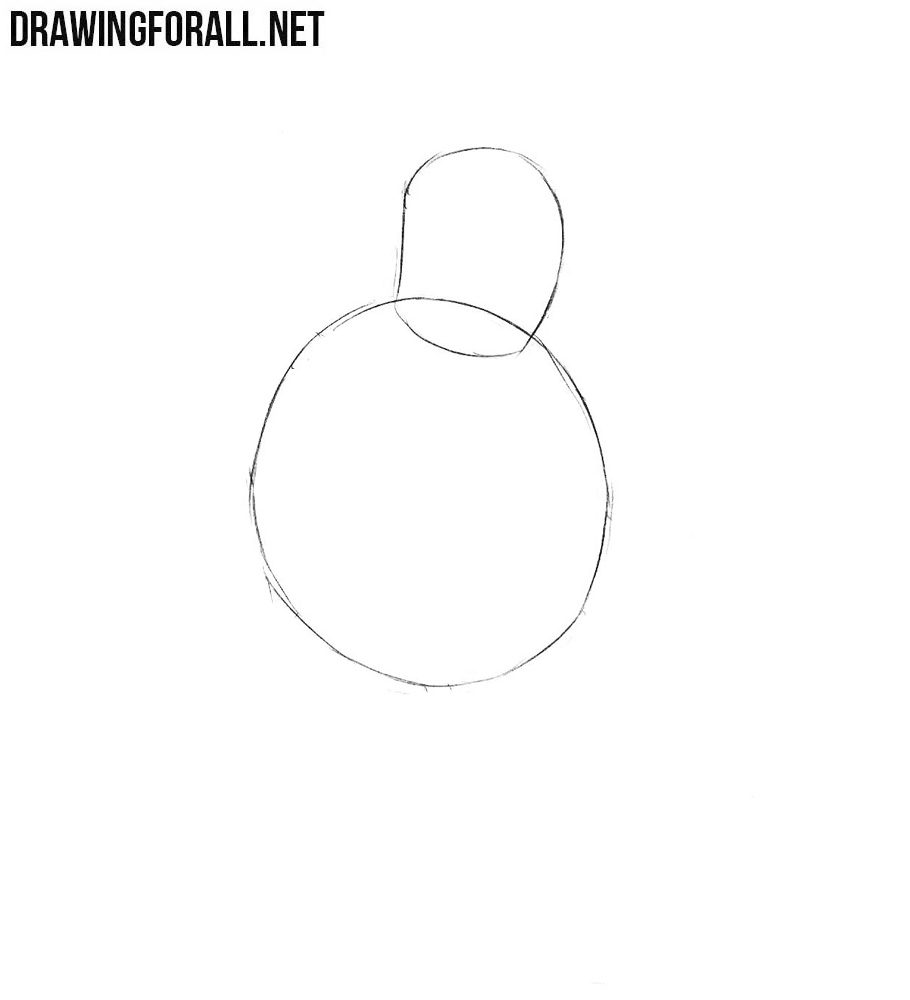 How to draw Luigi Risotto