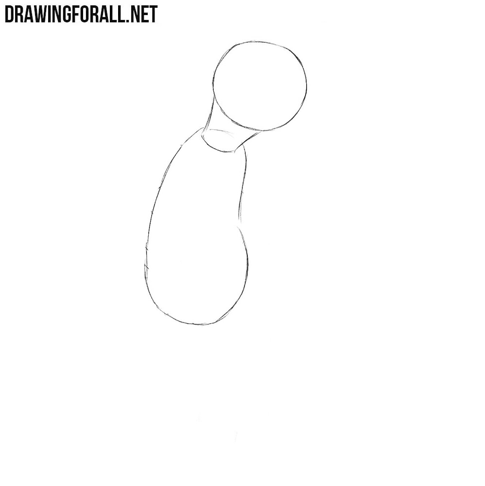 How to draw Otto Mann step by step