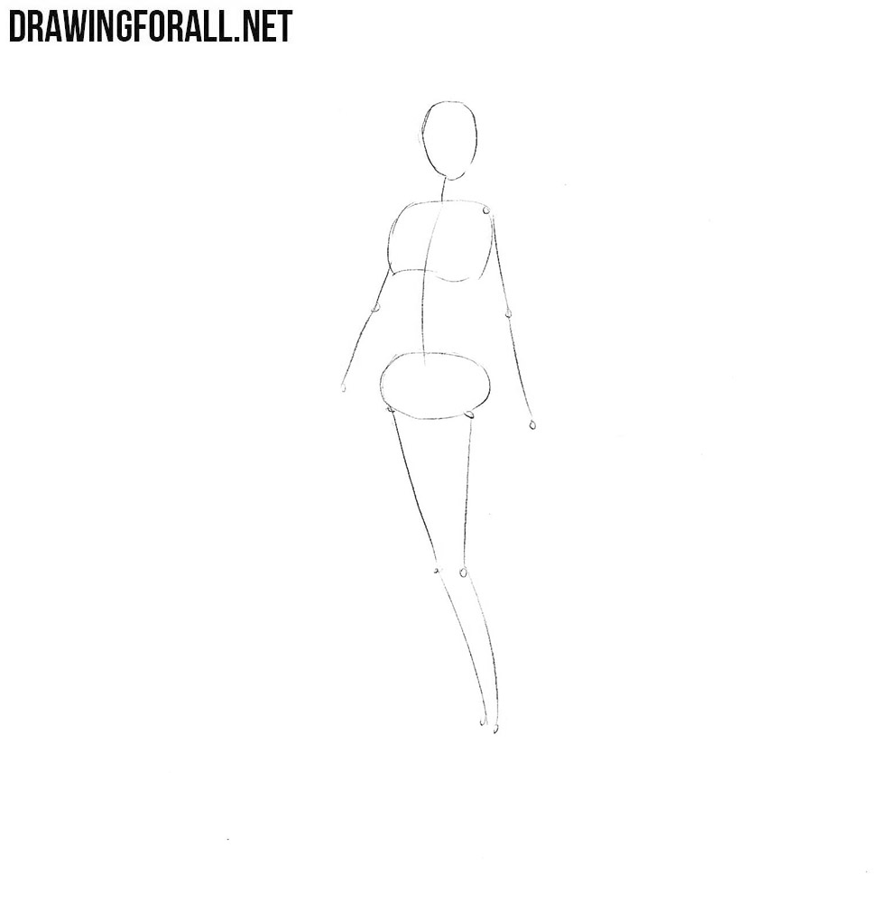 How to draw a Madremonte